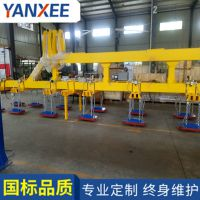 激光切割机上料吊具5000kg大型钢板铁板搬运吸附设备厂家直销