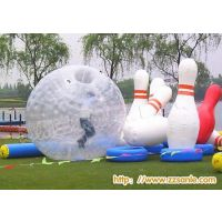 趣味运动会器材项目 专业定做儿童充气毛毛虫项目 充气龙舟