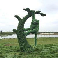 成都雕塑厂家 产品销往各地 真植物可以现场制作