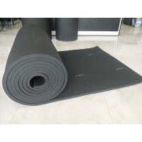 b1级黑色阻燃橡塑海绵发泡板防潮保温抗冷冻橡塑保温板