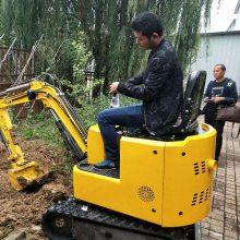 国产小型挖掘机 市政施工破碎小挖机 农用中小型挖掘机