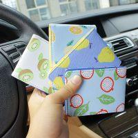水果款驾驶证卡包卡夹 创意卡通驾驶证套 pu皮质卡套 维力批发