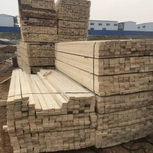 张家口松木木方厂家 专用批发商 建筑方木 板材 津大木业