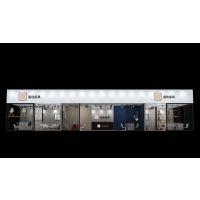 2019年3月份广交会家具富佳家具展台环球之星会展设计制作搭建一体化