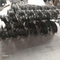 农用联合收割机螺旋叶片