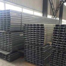 热镀锌C型钢 Q235国标建筑工业用C型钢 重庆镀锌C型钢厂家
