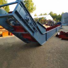 电厂粉料刮板输送机 MZ200刮板输送机 FU灰渣刮板输送机qk