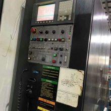 厂家处理二手抵账机【斗山HM805双工位卧式加工中心】二手加工中心工作台一度一分