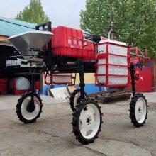 海南小麦四轮打药机生产厂家