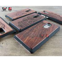 新款红米note4手机壳红米5s保护壳厂家直销 实木防摔手机保护套