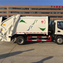 5方压缩式垃圾车,江淮骏铃垃圾车价格,环卫垃圾车厂家