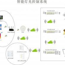 YOONDON智能校园灯光控制系统 智能教室照明控制系统zigbee
