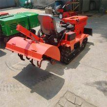 佳鑫机械低矮专用自走柴油施肥机 履带式开沟施肥机 丘陵坡地果园施肥机直销