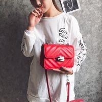 上新2018新款韩版潮ins超火流浪包时尚流行个性百搭chic链条单肩