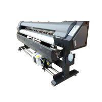 英启质量保证办公设备喷绘机2.2米爱普生喷头写真打印机