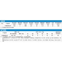 20W,4:1 输入电压范围,1650VDC 隔离电压, 反激式变压器,SMD 封装