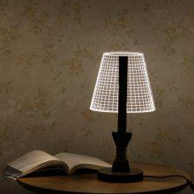 新奇特产品3D小夜灯创意礼品3D台灯视觉立体灯爆款3D台灯