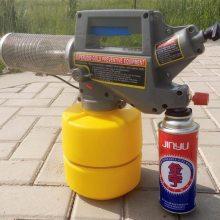 轻便型烟雾机使用效果 疾控消杀灭菌喷雾器 景区物业消杀烟雾机