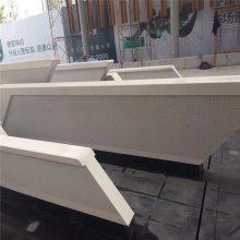 马尔康电梯铝单板 镂空造型铝单板 户外铝板加工