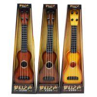 儿童小吉他玩具 仿真迷你尤克里里乐器 儿童早教益智音乐玩具