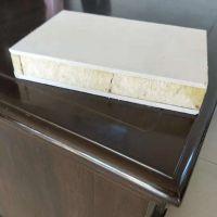 硅酸钙板双面复合岩棉保温板价格 粘接岩棉条防火板