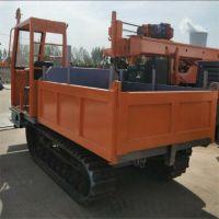 wt-5型履带运输车是用于沙漠崎岖山路水田等各种复杂地形