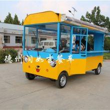 景德镇餐车-润如吉餐车-电动餐车生产厂家