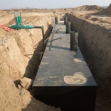 新农村改造生活污水处理设备生产厂家
