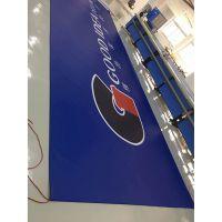深圳厂家定制商场卡布灯箱UV软膜高清喷绘制作