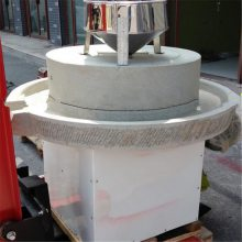 全新大型肠粉石磨机 煎饼果子电动小石磨 磨浆机,石磨米粉机厂家
