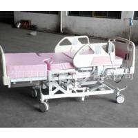 厂家直销!带CPR功能医用ABS护栏四功能一体式电动产病床RS308