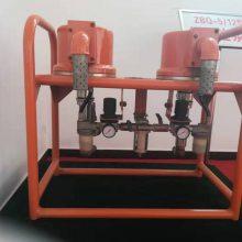 ZBQ-15/5双液气动注浆泵说明 ZBQ-15/5矿用注浆泵特点