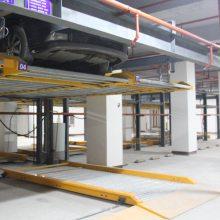 大型停车场专业立体车库 智能设备系统 全自动升降车库 价格合理