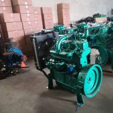 潍坊40KW千瓦发电机组柴油机1500转 潍柴K4100ZD柴油机发动机