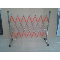安全绝缘片式伸缩围栏电力施工隔离栏可移动玻璃钢防护栏管式栅栏