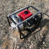 农用自吸抽水泵 3寸柴油|园林灌溉果园浇水柴油自吸抽水