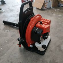汽油吹风机 大功率手提式风力吹雪机 混合油吹风机价格