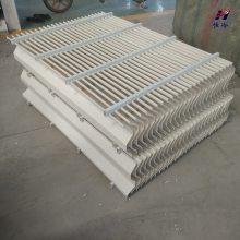 S型酸雾除雾器_玻璃钢C型脱硫塔除雾器_PVC折流板 恒冷优推