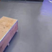 河北欧宝瑞幼儿园平纹PVC运动地胶