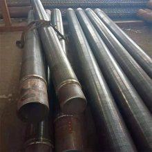 工程打井钢管滤水管219*5/实管两千来米