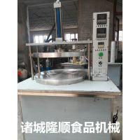 山东单饼机 仿手工单饼机YBJ-450 隆顺食品机械