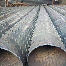 不锈钢滤水管219mm、273mm、325毫米打井钢管一米价格