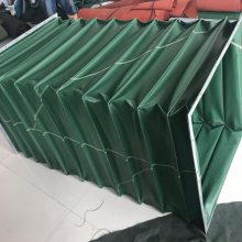 厂家直销风机伸缩软连接 耐高温防腐蚀硅胶软连接 风机帆布软连接