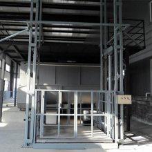 导轨式升降货梯 小型货物升降梯 载货升降机 固定式货物升降平台