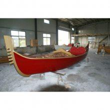 湖北武汉哪里有贡多拉木船厂家