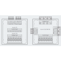 供应爱博精电Acuvim 72液晶三相电力仪表