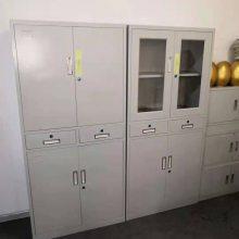 重庆加厚文件柜 钢制办公柜 铁皮文件柜 钢制资料柜定做 档案柜凭证柜