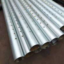 螺旋钢管273mm*8打井钢管/滤水管井壁滤管