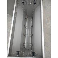 直供不锈钢料槽干净卫生的小猪料槽保育双面料槽仔猪食槽系列