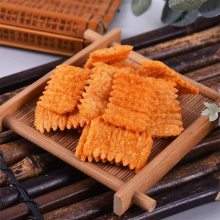 AFAH65江湖手工蕉皮锅巴机器 食品厂在用脆锅巴生产设备